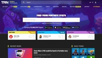 Fortnite Tracker: estatísticas, eventos e tabelas para o seu gameplay!
