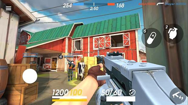 Fps Fazenda Guns Of Boom