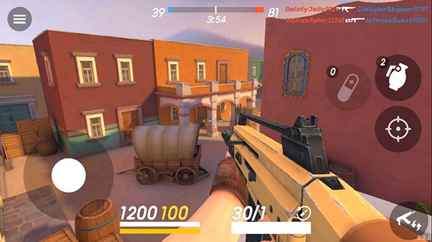Guns Of Boom Online Android