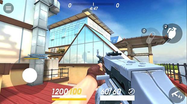 FPS Vista Arranha Céus GOB