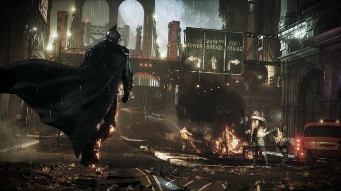 Franquia Batman Arkham