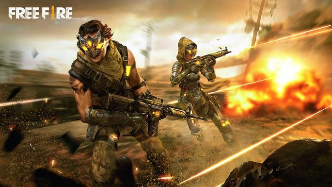Free Fire jogos android