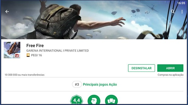FREE FIRE REQUISITOS MÍNIMOS ANDROID/IOS/PC - Canal do JR