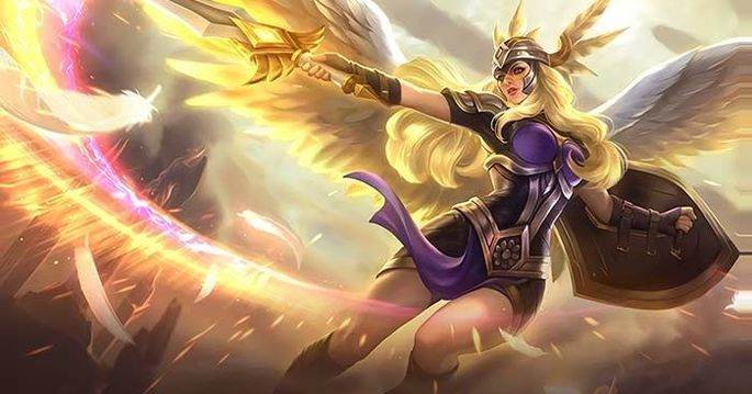 Melhores heróis - Mobile Legends