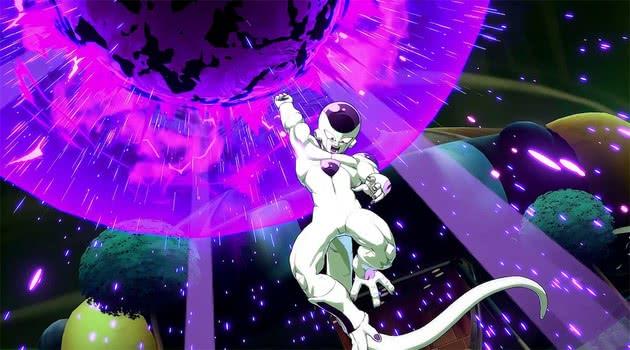 Freeza - Dragon Ball Fighter Z