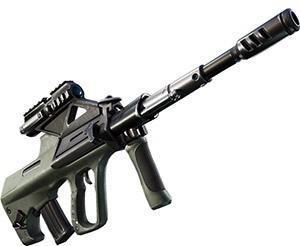fuzil assalto com rajada