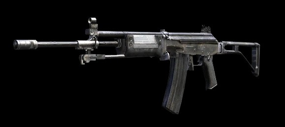 Galil - Blackout