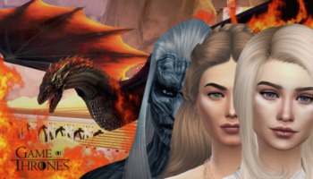 Os mais incríveis mods de Game of Thrones para o The Sims 4
