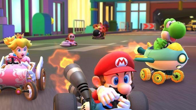 Gameplay Mario Kart Tour