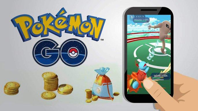 Ganar Pokémonedas Pokémon GO