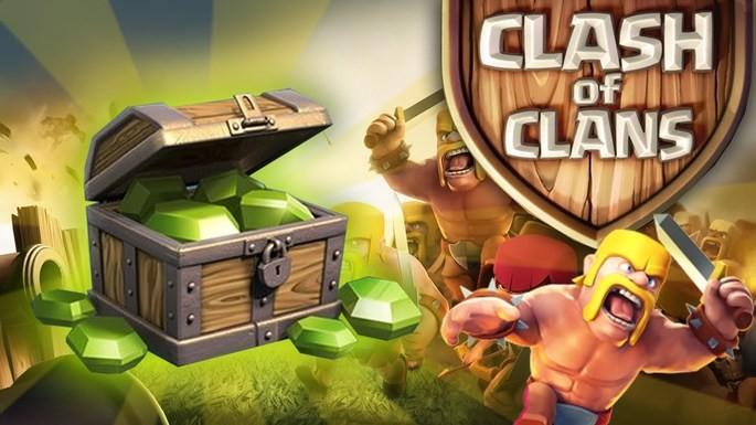 Gemas Clash of Clans
