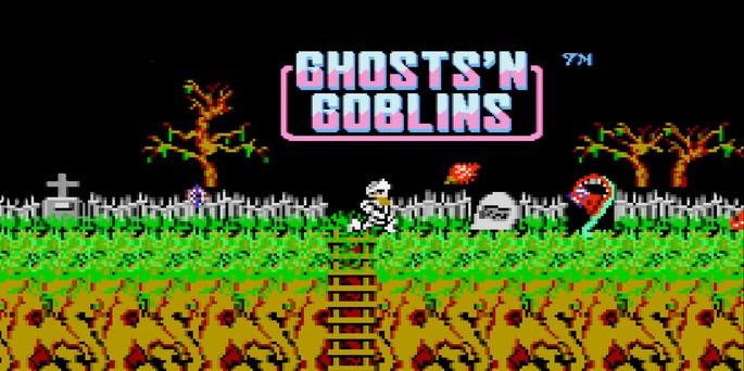 Ghosts'n Goblins
