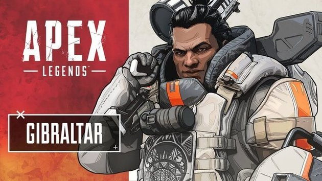 Gibraltar - Apex Legends