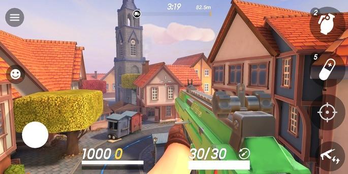 Melhores jogos de tiro para Android 2021