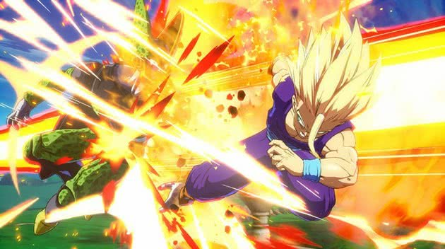 Gohan - Dragon Ball Fighter Z