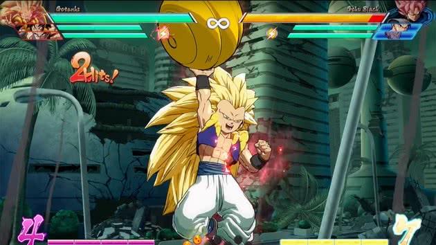 Gotenks - Dragon Ball Fighter Z