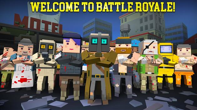 Grande Battle Royale