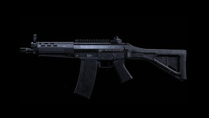 Mejores armas Call of Duty Warzone - GRAU 5.56