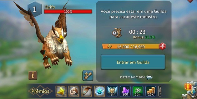 grifo lords mobile