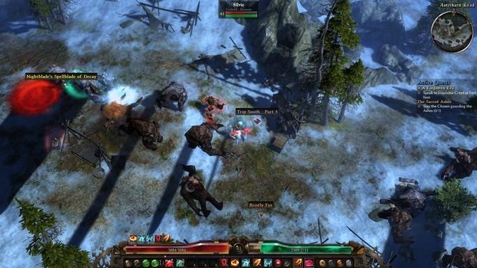 Grim Dawn - Jogos estilo Diablo