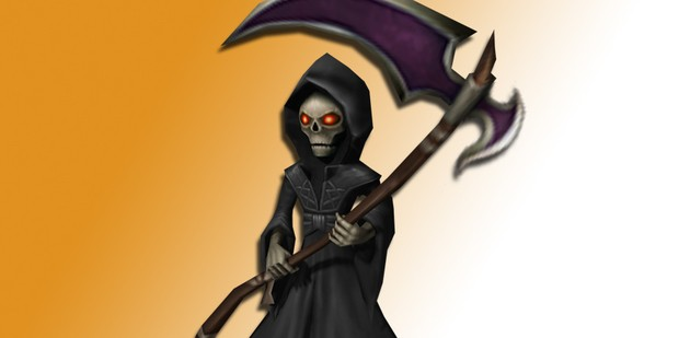 Summoners War - Grim Reaper