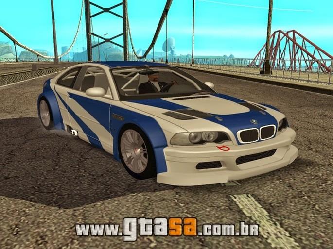 GTA SA BMW carros