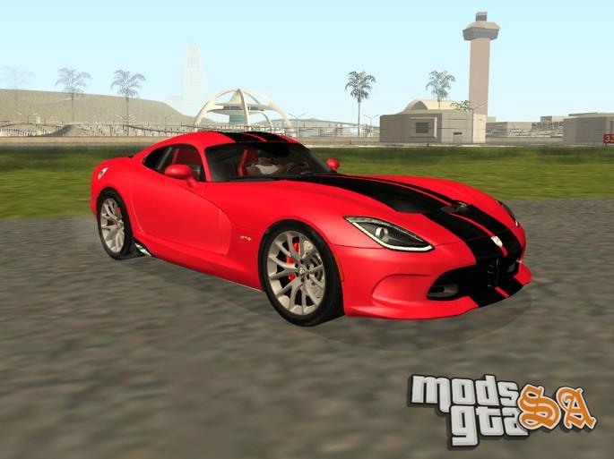 GTA SA carros dodge