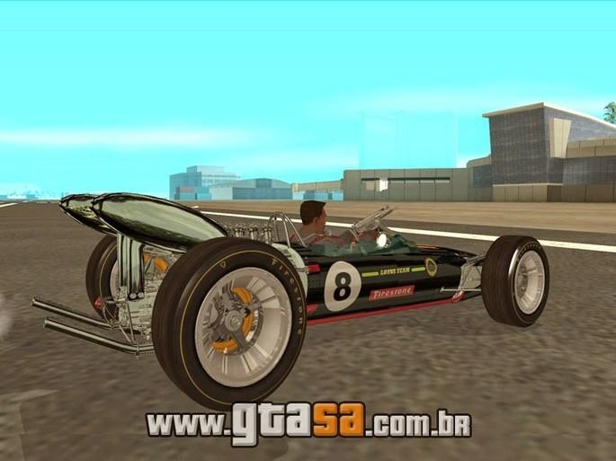 GTA SA carros lotus