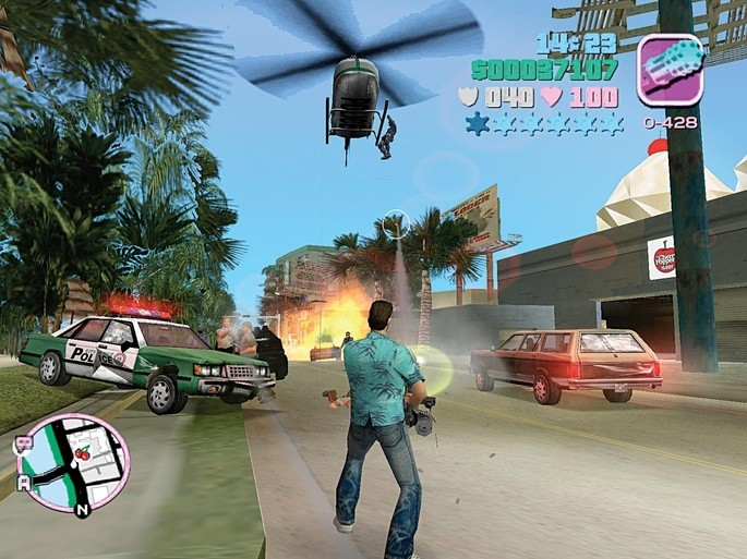GTA Vice City PC Tommy