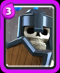 Guardas - Clash Royale