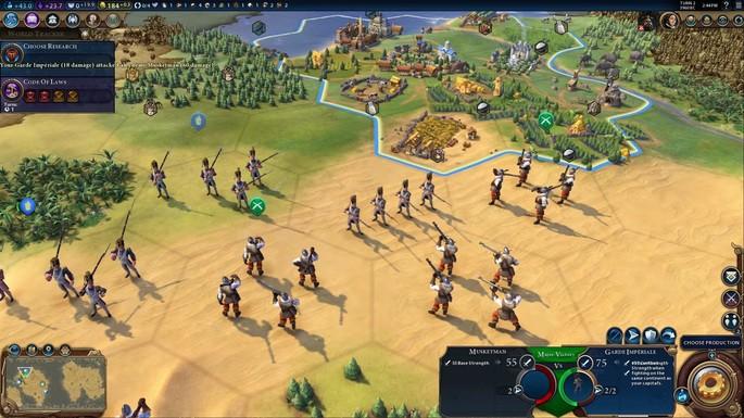 guerra civilization vi