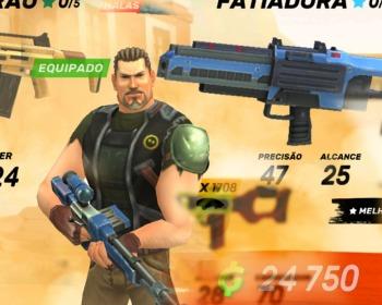 Guns of Boom: as melhores armas para o seu arsenal