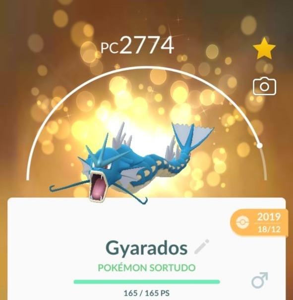 Melhores ataques Gyarados - Pokémon GO