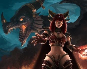 Heroes of the Storm: como jogar com Alexstrasza, a Rainha dos Dragões