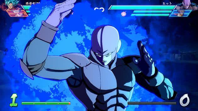 Hit - Dragon Ball Fighter Z