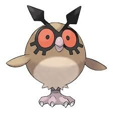 Hoothoot - Ditto Pokémon GO