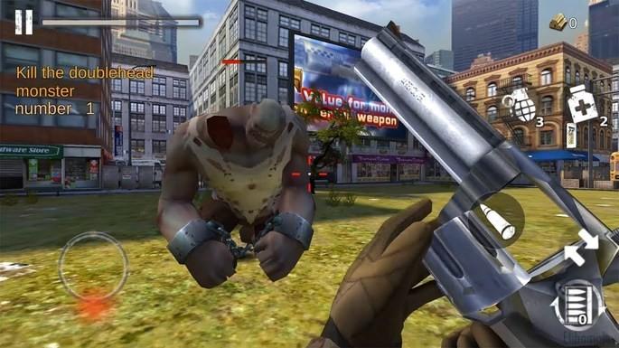 Melhores jogos de tiro offline para Android