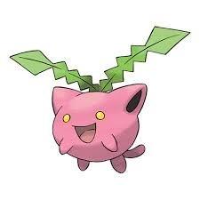 Hoppip - Ditto Pokémon GO