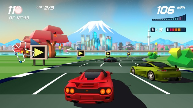 Horizon Chase - Android