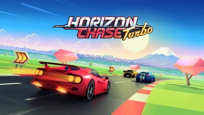 Horizon Chase: turbo
