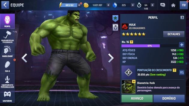 MFF: Hulk