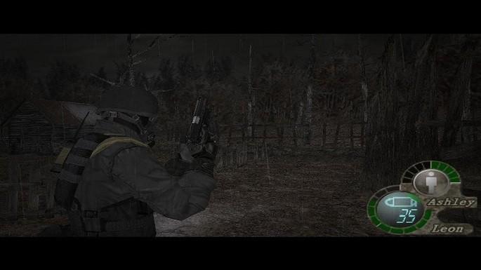 Hunk mod Resident Evil 4