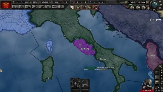 Império Romano mod hoi4