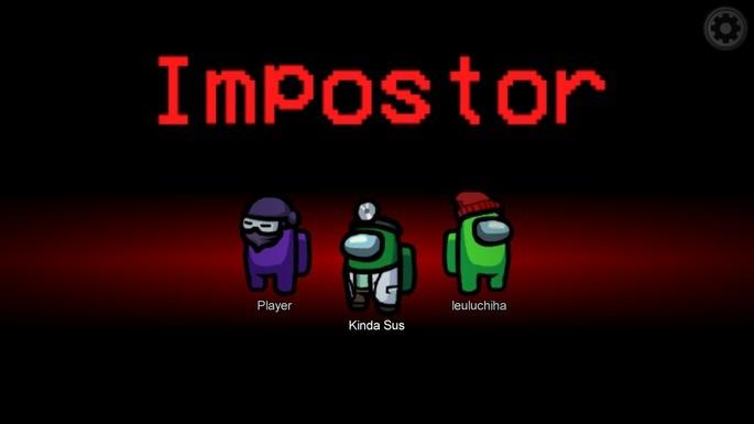 impostor dupla among us