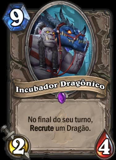 Incubador Dragônico