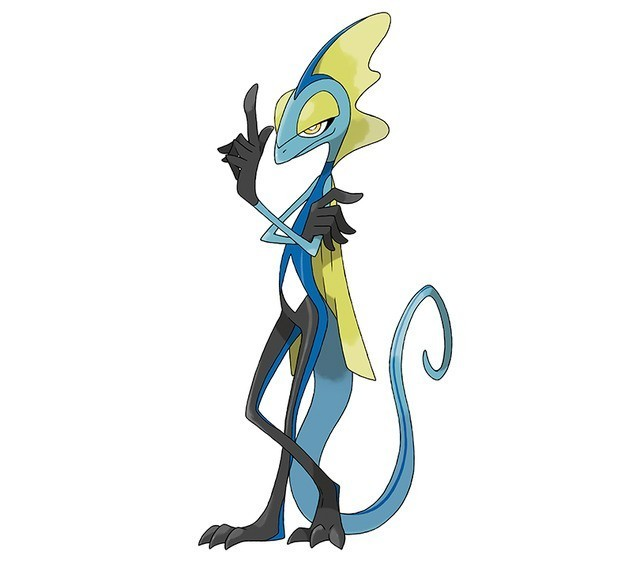inteleon pokemon sword and shield
