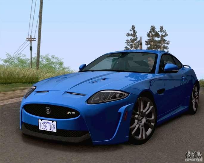 Jaguar gta sa carros