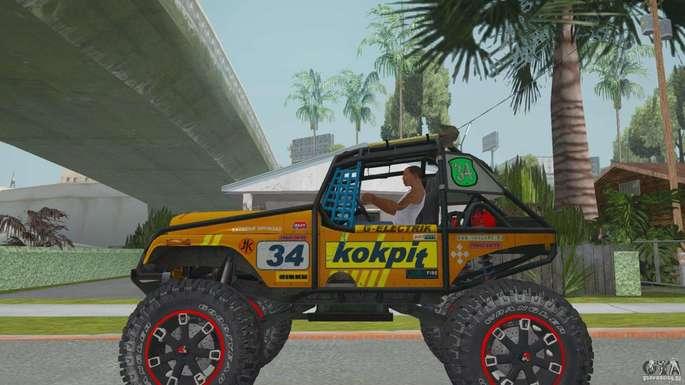 Jeep GTA sa carros
