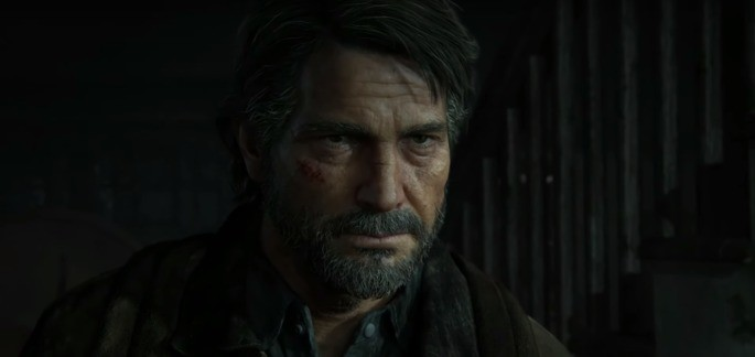 Joel The Last of Us Part II