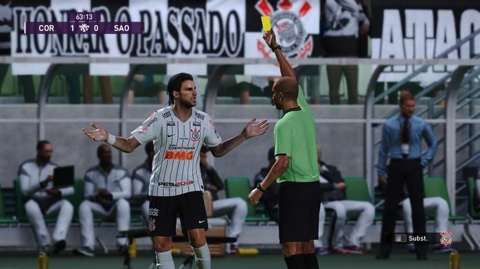 Jogadores brasileiros PES 2020